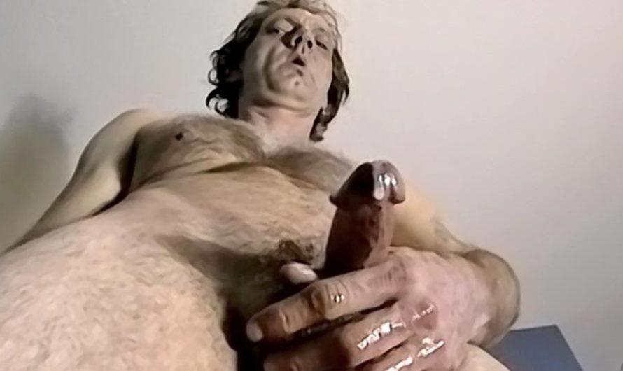 JoeSchmoeVideos – Stroking Cum From Grandpa Cock