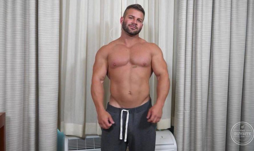 TheGuySite – Big Ass Muscle Man Danny