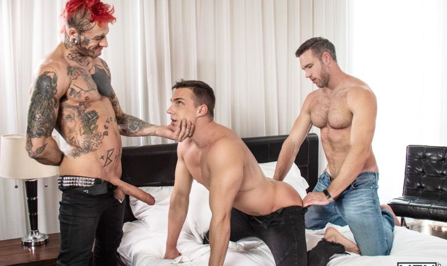 MEN.com – Cuckboys Part 2 – Bo Sinn, Ace Quinn, Alex Mecum