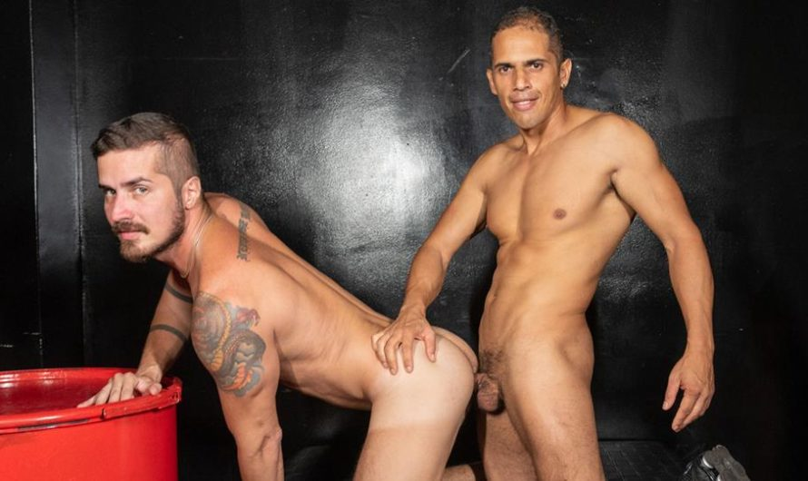 RawHole – Flip and Lick Latin Boys – Rick Paixao, Johnny Louis