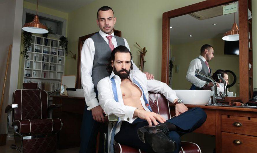 MenAtPlay – Barbershop Play – Dani Rivera, Miguel Angel