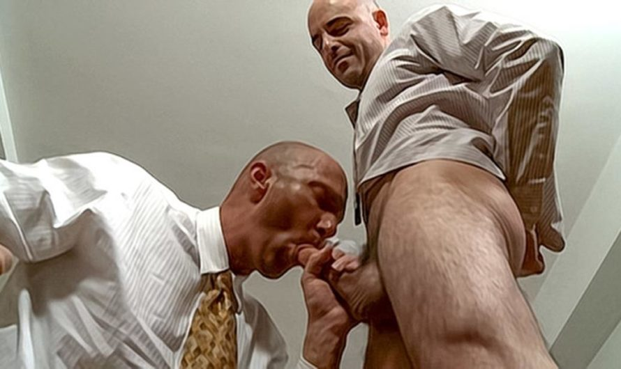 DaddySexFiles – Professional Oral Hospitality – Adam Russo, Jason Rock