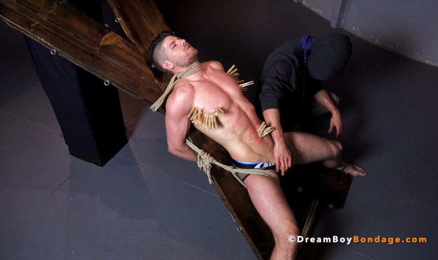 DreamBoyBondage – CONNOR HALSTED – Porn Boy Owned – Chapter 2