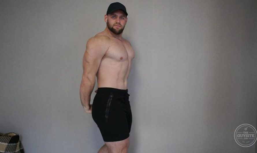 TheGuySite – Big Naked Man Nickolai From Russia