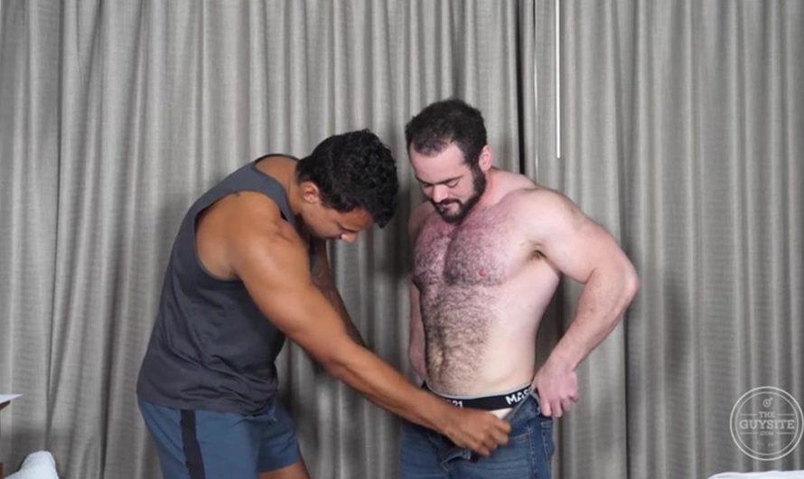 TheGuySite – Tony Fucks Steve Behind The Scenes