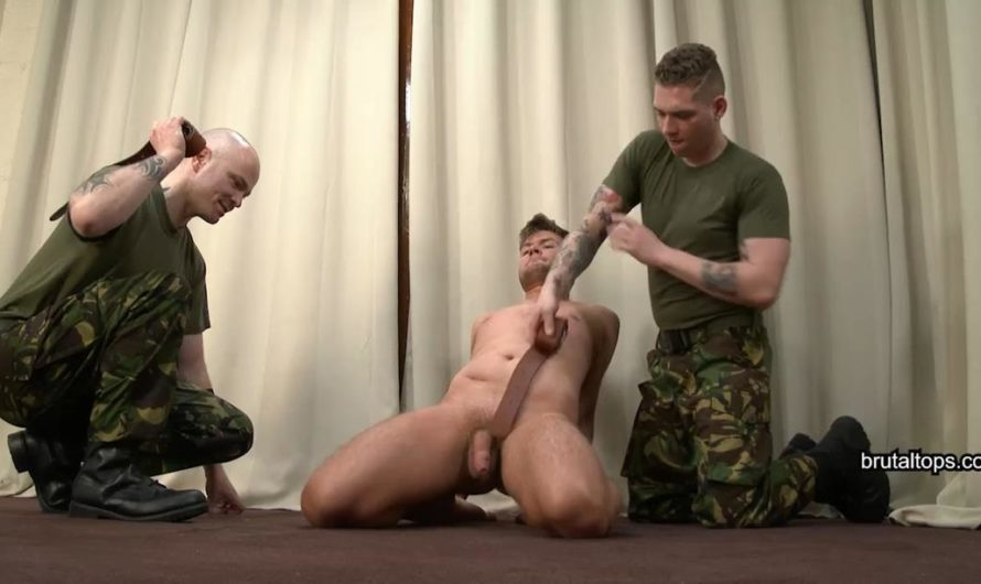BrutalTops – Master Aaron and Master Dave Thrash Their Sub