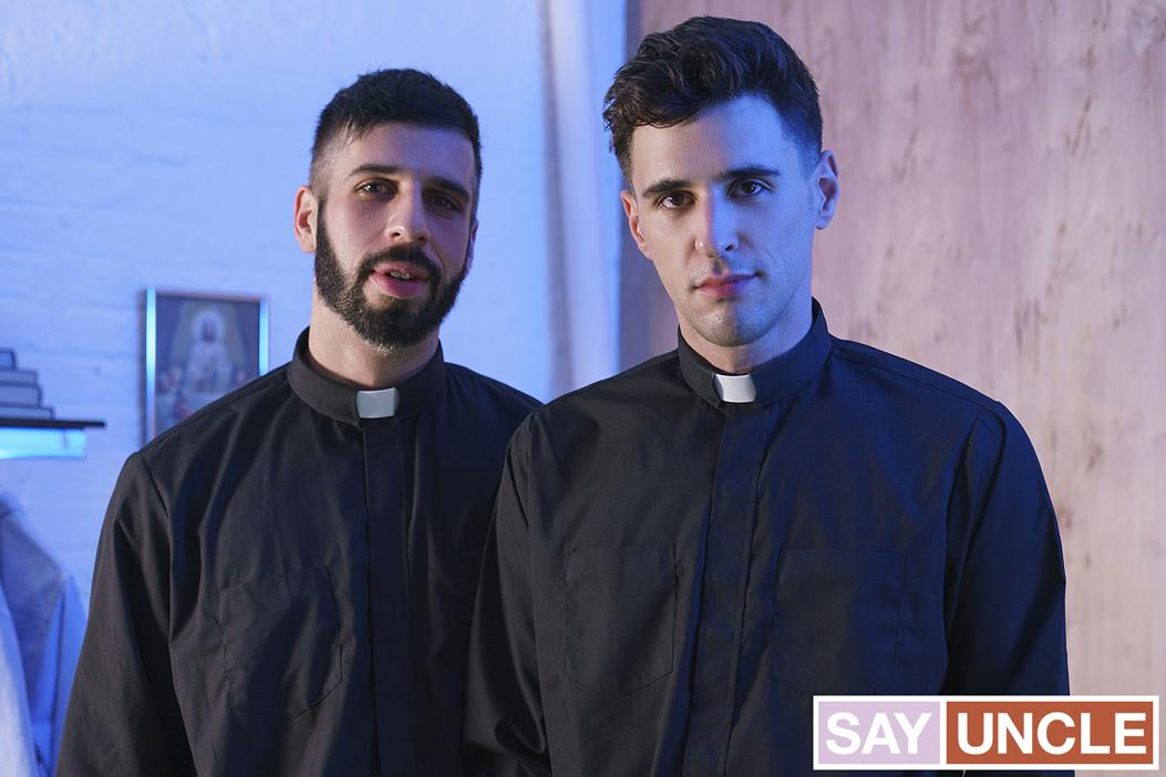 YesFather - In The Dormitory - Carter Ford, Father Romeo, Father Gallo YesFather
