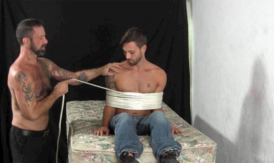 TickledHard – Dean's Foot Tickle