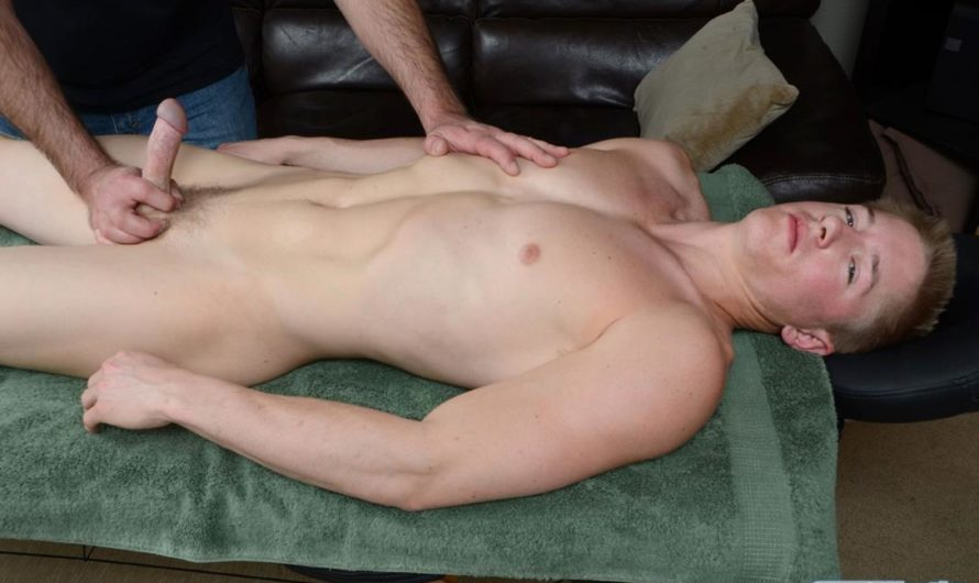 SpunkWorthy – Jon's massage