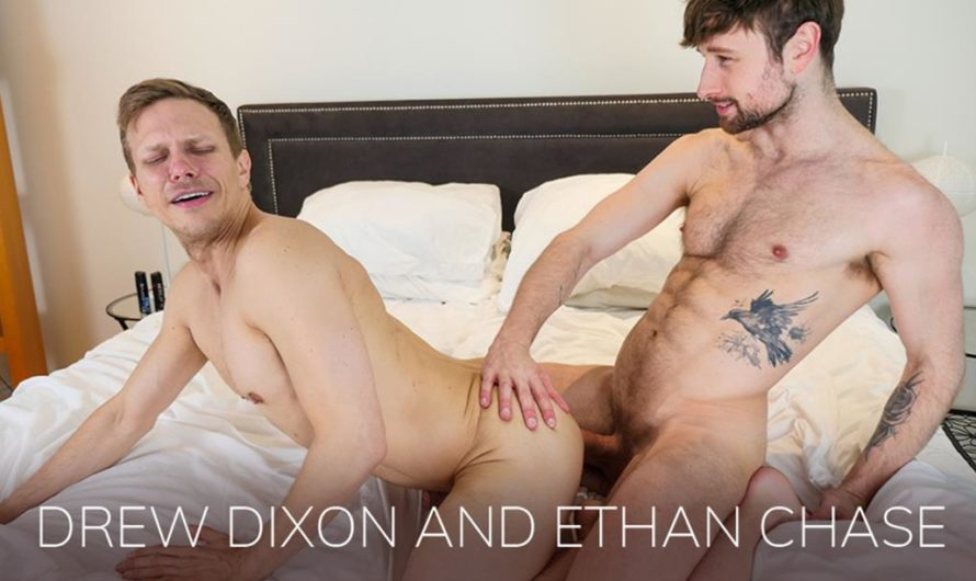 BarebackThatHole – First Class – Drew Dixon, Ethan Chase
