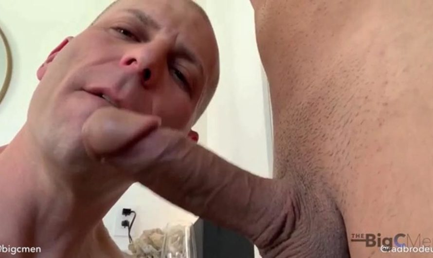 TheBigCMen – Big C Breeds Rad Brodeur- A New Tatted, Hung Thick Booty Fuck Bud