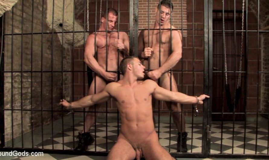 BoundGods – Budapest Bound 2: Never-Before-Seen Fuckfest in Budapest Dungeon