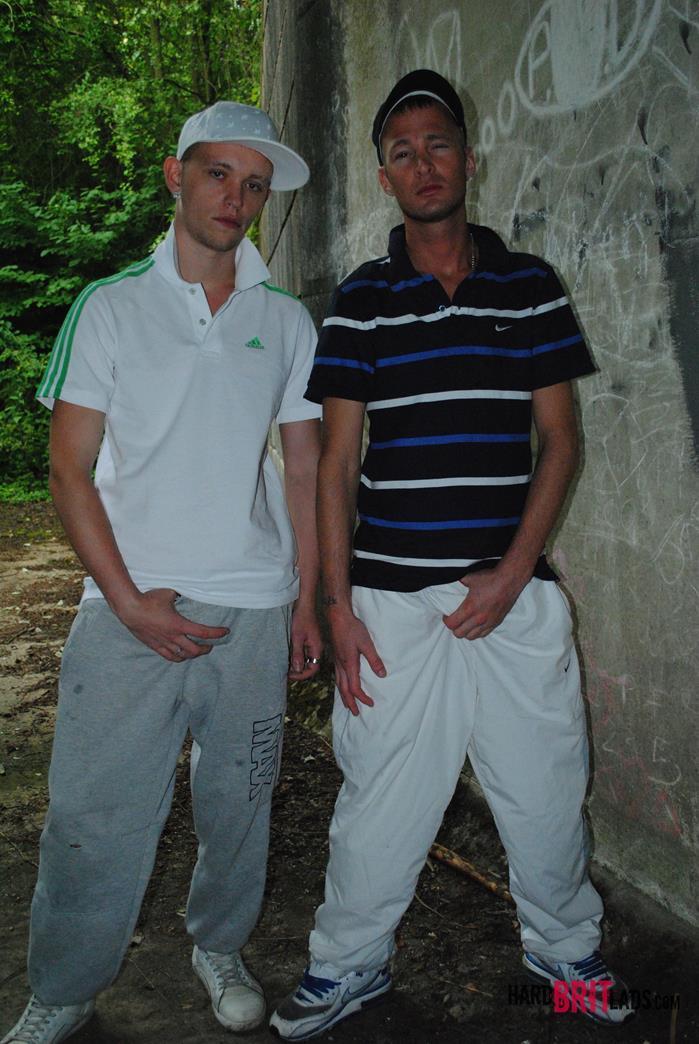 HardBritLads - Marco Strutt and Jordan R HardBritLads