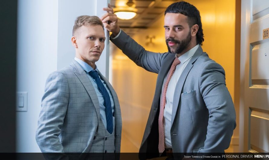 MenAtPlay – Personal Driver – Ethan Chase, Teddy Torres