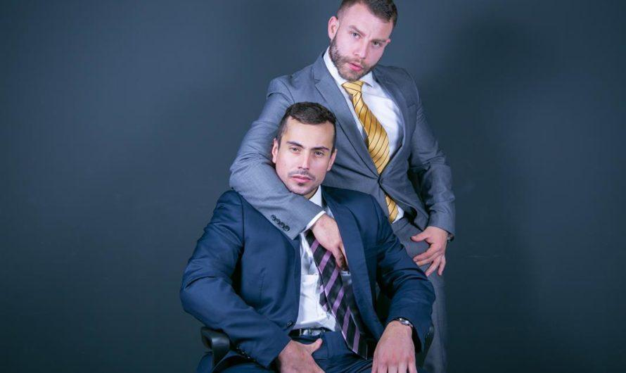 MenAtPlay – Sexless No More – Diego Reyes, Dani Rivera