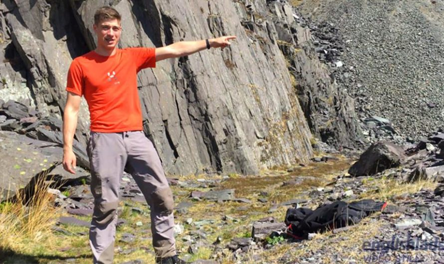 EnglishLads – Henry Kane Wanks his Cock Whilst on a Hike in the Mountains
