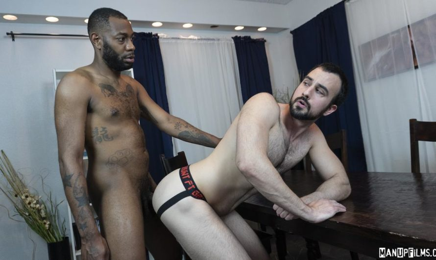 ManUpFilms – August Fucks His Robot – August Alexander, Mason Lear