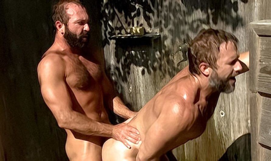 DaddySexFiles – A Shower Of Fresh Daddy Cum – Colby Keller, Josh West