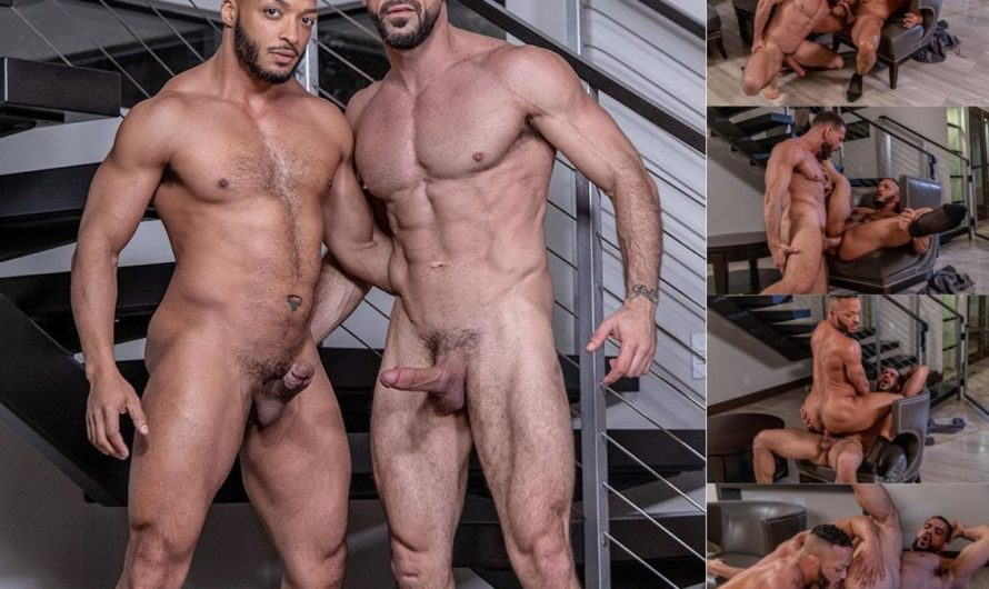 NoirMale – Hard Days Night – Dillon Diaz, Ricky Larkin