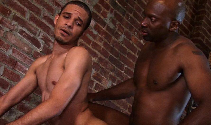 TimFuck – Take That Black Dick White Boy – Cesar Alvarez, Champ Robinson