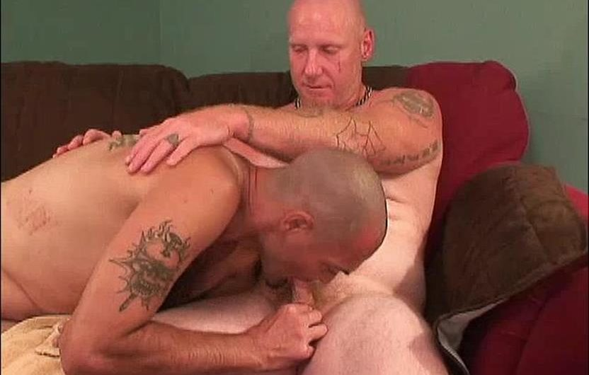 WorkinmenXXX – Ray and Donald