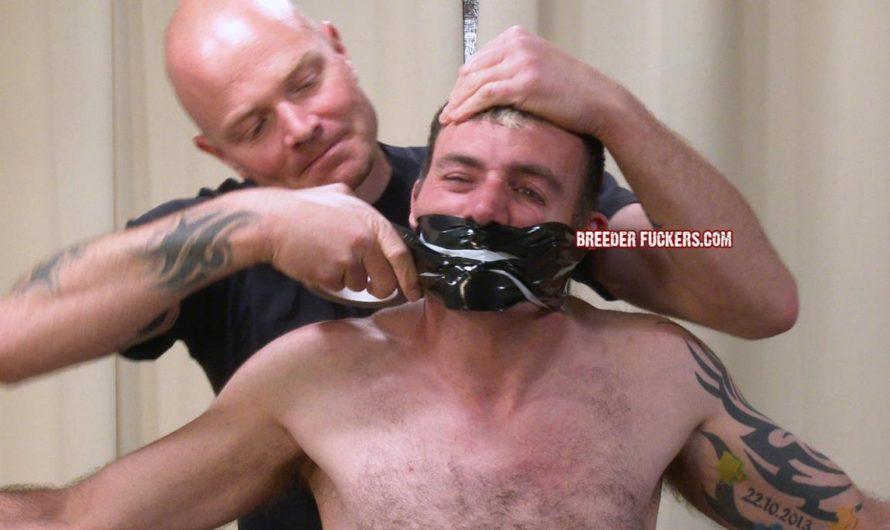 BreederFuckers – Flogged & Dildo Fucked
