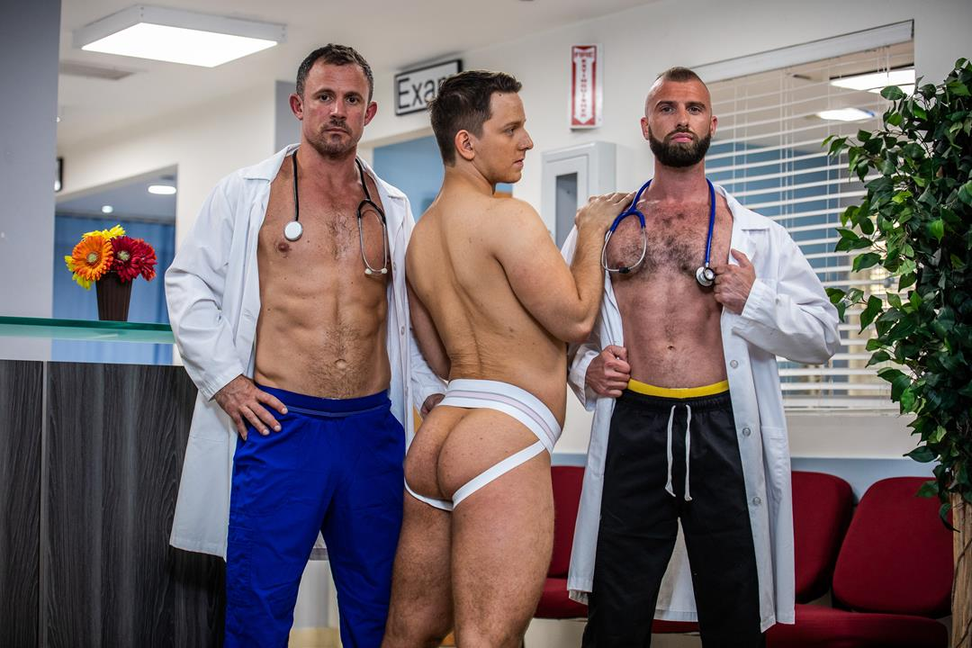 IconMale - The Doctor Is In Me - Donnie Argento, Jesse Zeppelin, Andrew Day IconMale