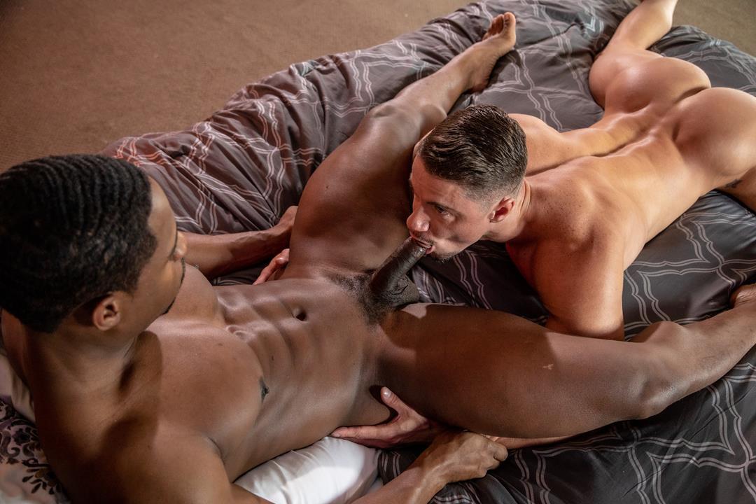 NoirMale - Lucky Guy - DeAngelo Jackson, Skyy Knox NoirMale
