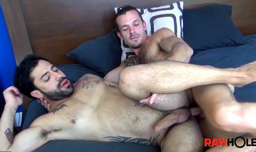 RawHole – Raw Dick Flips for Nick – Nick Cross, Jimmie Slater
