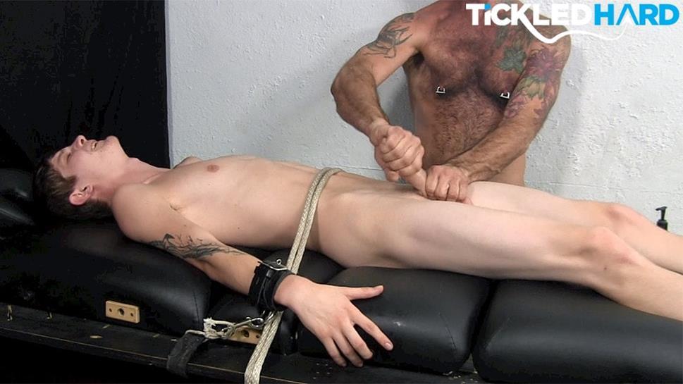 TickledHard - Nico Stiles Tickle Tortured TickledHard