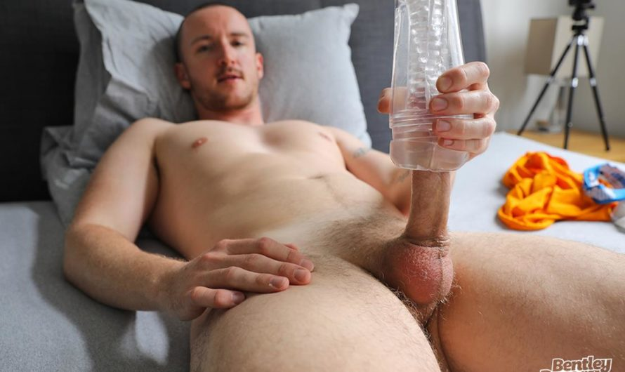 BentleyRace – Our sexy mate Dylan Anderson is getting off