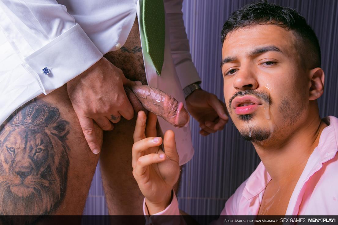 MenAtPlay - Sex Games - Bruno Max, Jonathan Miranda MenAtPlay