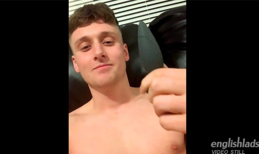EnglishLads – Young Toned Liam Cullen