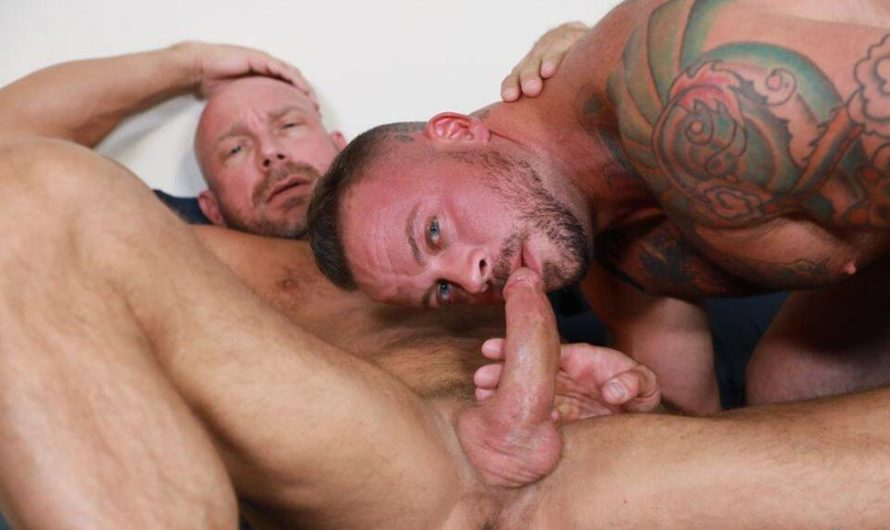 BarebackThatHole – Sean Duran, Killian Knox