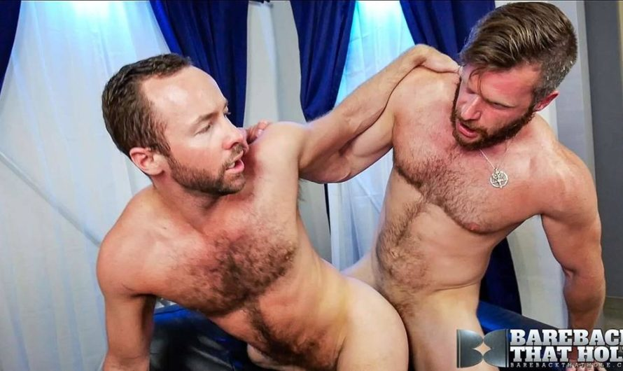 BarebackThatHole – In and Out – Brian Bonds, Alex Hawk