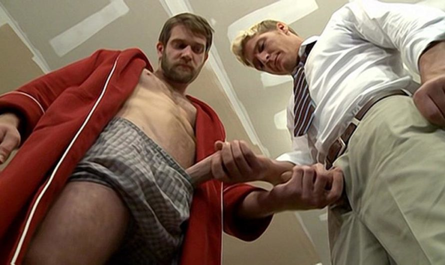 DaddySexFiles – Winning Votes With His Ass – Colby Keller, Gavin Waters