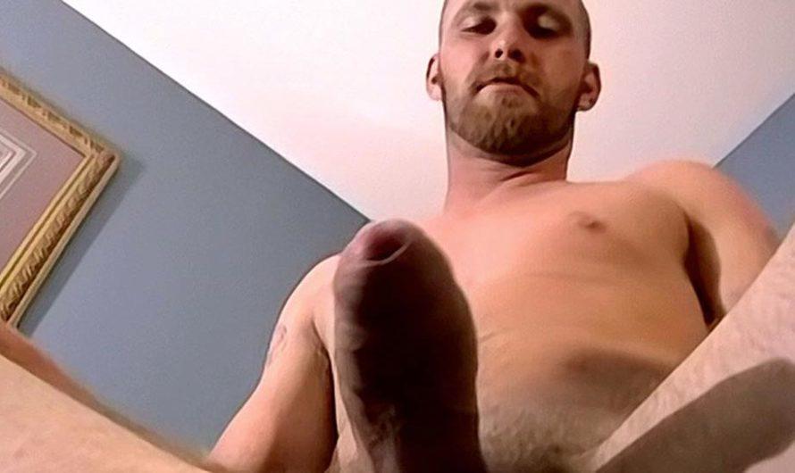 JoeSchmoeVideos – Slippery Uncut Cock Unloads – Matt