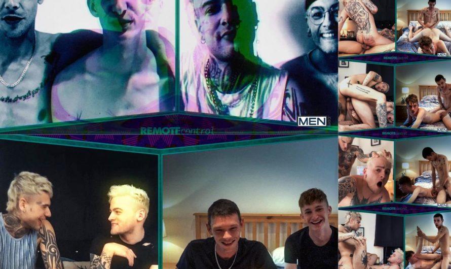 MEN.com – Remote Control Episode 6 – Mickey Taylor, Harri Oakland, Ronnie Stone, Clayton Fox