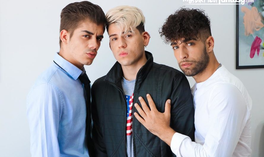 MyDirtiestFantasy – Suit Addicted Whores – Yah-Jil, Erik Devil, Jhostin Brown