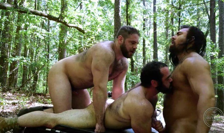 TheGuySite – Fucking Muscle Bears