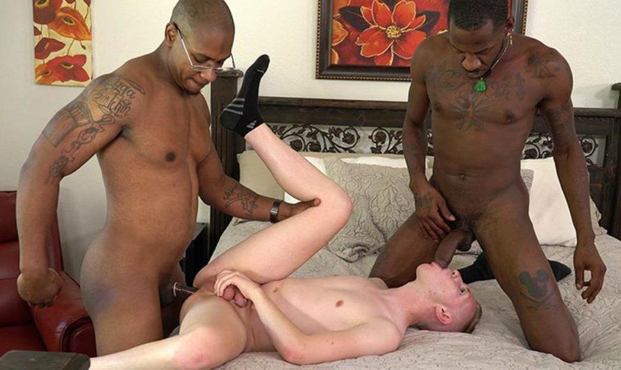 BlacksOnBoys – Tyler Price, Deepdicc, Lawrence West, Micah Martinez