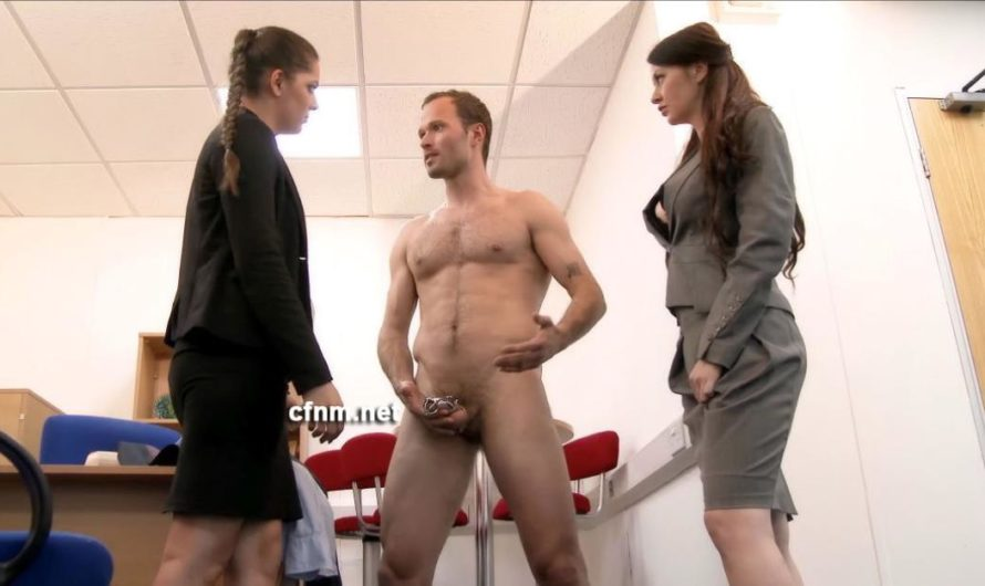 CFNM – Sexual Harassment – Part 4