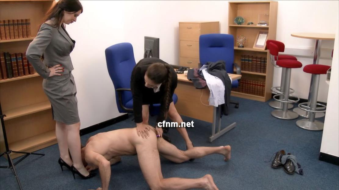 CFNM - Sexual Harassment - Part 4 CFNM