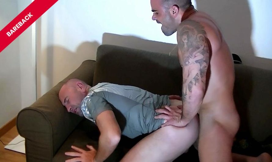 FrenchDudes – Damien Wakes Up Jess – Jess Royan, Damien Crosse