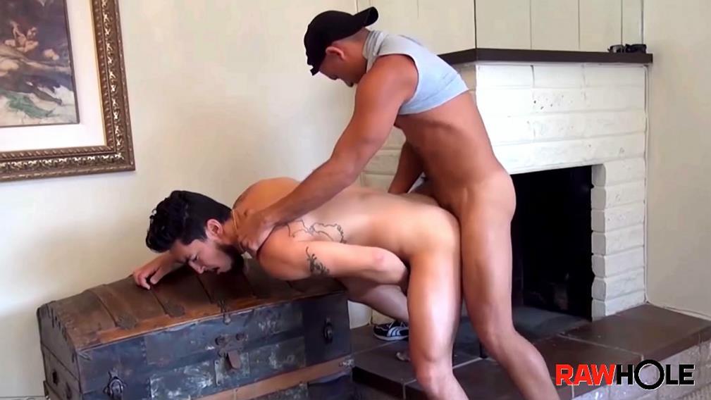 RawHole - Biaggi Busts Into Cory - Antonio Biaggi, Cory Koons RawHole