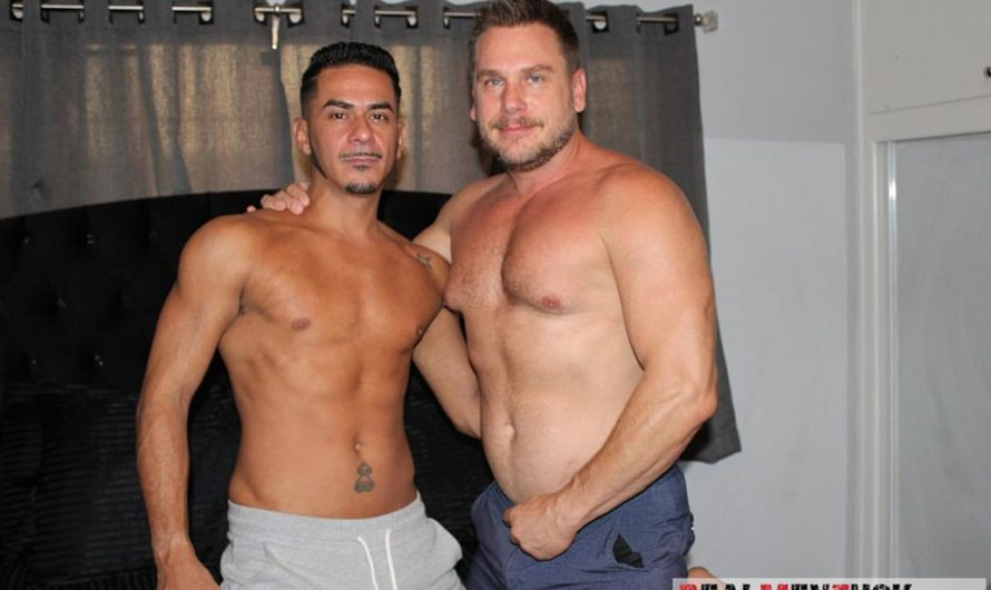RealMenFuck – Stretched Daddy Hole – Hans Berlin, Cesar Xes