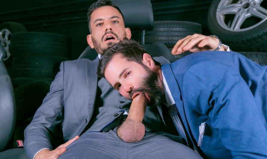 MenAtPlay – Extra Parts – Dani Robles, Joe Gillis