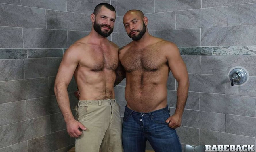 BarebackThatHole – Leo Forte, Jake Morgan