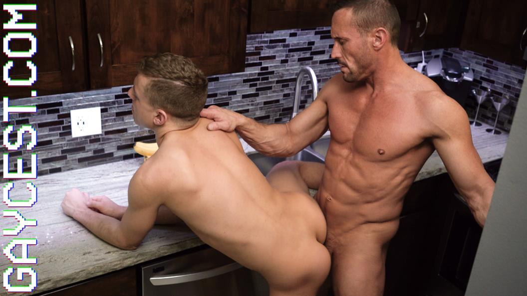 GayCest - Daddy Son Bonding - Ian Levine, Myles Landon GayCest