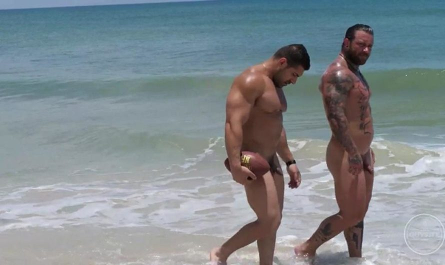 TheGuySite – Naked Hunks at the Beach